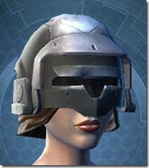 Havoc Squad Officer Helmet