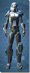Havoc Squad Specialist - Male Front