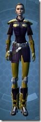 Hoth Ranger Dyed Front
