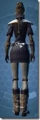 Hoth Ranger - Female Back