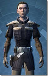 Hoth Ranger - Male Close