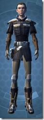 Hoth Ranger - Male Front