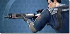 Insurrectionist's Rifle Back
