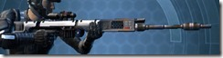 Insurrectionist's Sniper Rifle Right