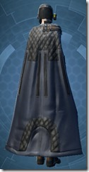 Mercenary Slicer - Female Back