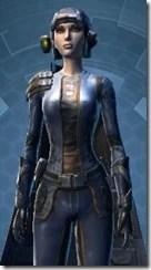 Mercenary Slicer - Female Close