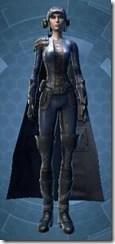 Mercenary Slicer - Female Front