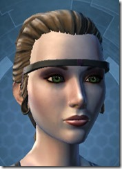 Nanite Threaded Force Expert Headgear