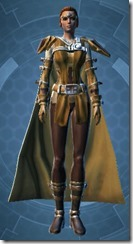 Nanosilk Aegis - Female Front