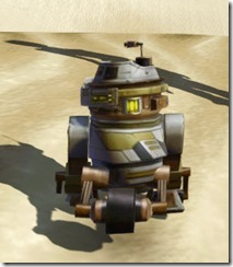 R1-H5 Astromech Back