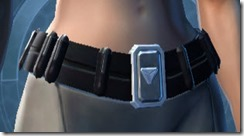 Blade Tyrant Belt