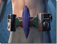 Grand Inquisitor Belt