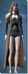 Jedi Battlelord Chestguard