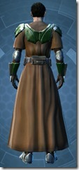 Jedi Battlelord Dyed Back