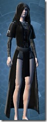 Jedi Myrmidon Chestguard