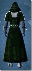 Jedi Myrmidon Dyed Back