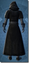 Jedi Myrmidon - Male Back