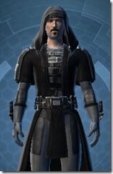 Jedi Myrmidon - Male Close