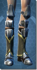 Jedi Strategist Boots