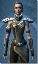 Jedi Strategist - Female Close
