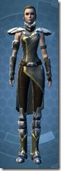 Jedi Strategist - Female Front