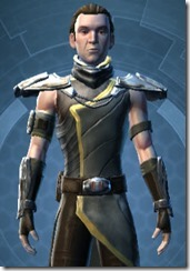 Jedi Strategist - Male Close