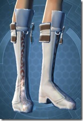 Rodian Flame Force Expert Boots