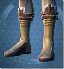 Shadowsilk Force Expert Boots