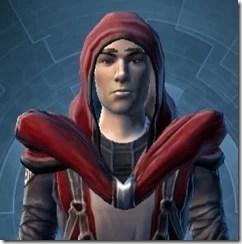 Shadowsilk Force Expert Doesn't Hide Hood