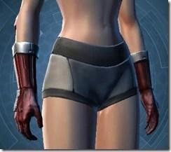 Sith Archon Handgear