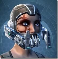 Sith Archon Headgear