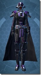 Sith Champion Dyed Front