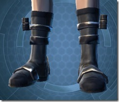 Supreme Inquisitor Boots