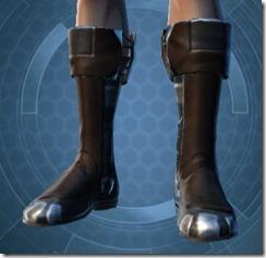 TD-07A Blackguard Boots