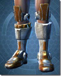 TD-17A Colossus Boots