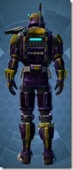 TD-17A Colossus Dyed Back
