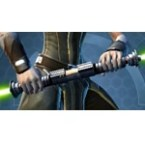 Tempted Apprentice's Dualsaber*