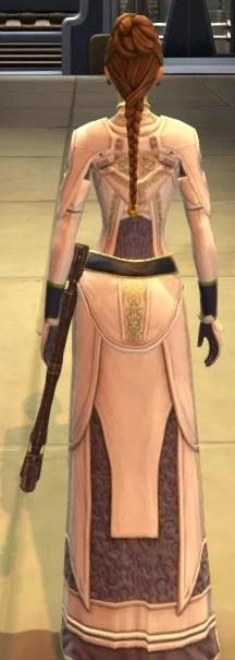 Arke Dignitary Skirt Back
