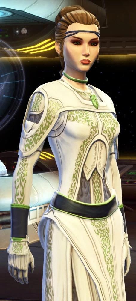 Arke Dignitary Skirt Portriat