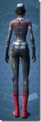 Eternal Battler Mender - Female Back