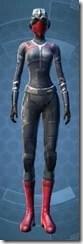 Eternal Battler Mender - Female Front