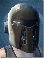 Eternal Brawler Bulwark Headgear