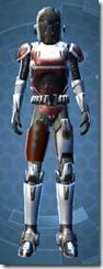 Eternal Brawler Bulwark - Male Front