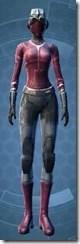 Eternal Brawler Mender - Female Front