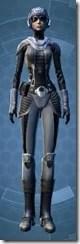 Shadow Corsair - Female Front