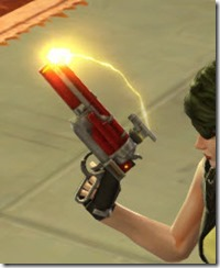 Lightning Weapon Tuning Blaster