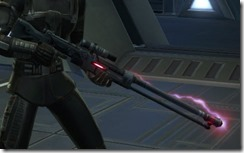 Lightning Weapon Tuning Sniper Rifle
