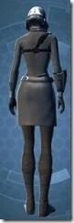 Outlander Targeter's MK-6 - Female Back