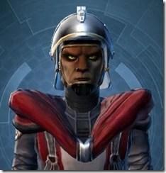 Overwatch Captain Hides Hood