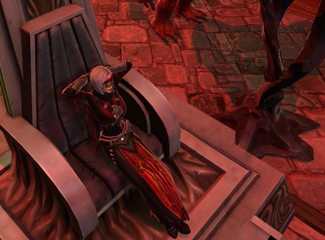 Phaeryl-Throne